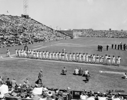 S.F. Giants, San Francisco Giants, Photo, Seals Stadium