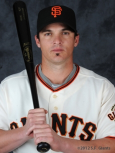 S.F. Giants, San Francisco Giants, Photo, Ryan Theriot