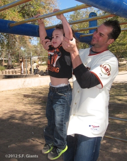 S.F. Giants, San Francisco Giants, 2012, Giants Magazine, Ryan Vogelsong