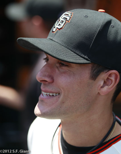 San Francisco Giants, S.F. Giants, photo, 2012, Javier Lopez