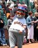 San Francisco Giants, S.F. Giants, photo, 2012, Lou Seal