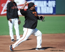 sf giants, san francisco, 2012, photo, pablo sandoval
