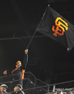 sf giants, fans, san francisco, photo, 2012