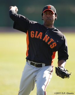 sf giants, san francisco, 2012, birthday, photo, Francisco Peguero