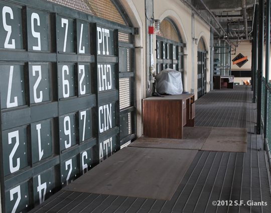 sf giants, san francisco giants, photo, 2012, AT&T Park
