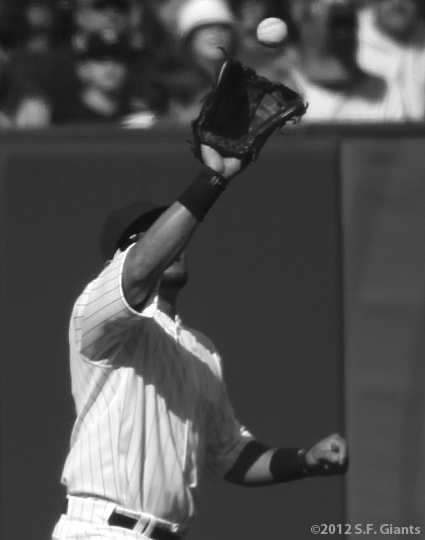 ny giants, san francisco giants, sf giants, turn back the clock, turn back the century, 2012, 1912, photo, Melky Cabrera