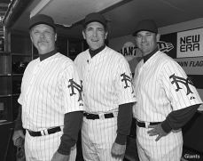 Pitching Coaches: Hayes, Righetti & Gardner