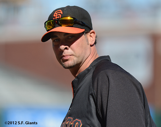 ryan vogelsong, sf giants, san francisco giants, photo, 2012