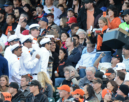 Melk Men, melky cabrera, sf giants, san francisco giants, photo, 2012, fans