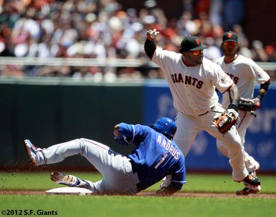 San Francisco Giants, S.F. Giants, photo, 2012, Pablo Sandoval