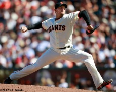 San Francisco Giants, S.F. Giants, photo, 2012, Clay Hensley