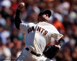 San Francisco Giants, S.F. Giants, 2012, photo, Clay Hensley
