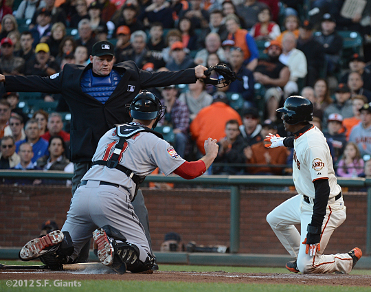 joaquin arias, sf giants, san francisco giants, photo, 2012, chris snyder