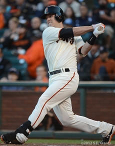 buster posey, sf giants, san francisco giants, photo, 2012