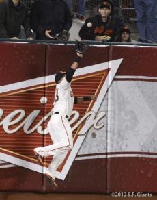 Cabrera's catch