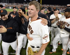 sf giants, san francisco giants, matt cain, perfect game, 2012, June 13, AT&T Park, team