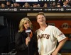 sf giants, san francisco giants, matt cain, perfect game, 2012, June 13, AT&T Park, amy gutierrez