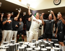 Clubhouse toast