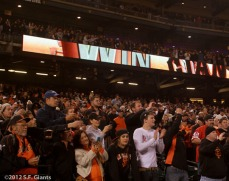 San Francisco Giants, S.F. Giants, photo, 2012, Matt Cain, perfect game