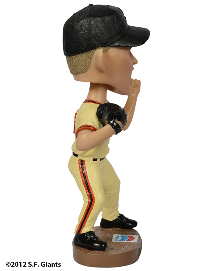 sf giants, san francisco giants, 2012, bobblehead, Kirk Ruter