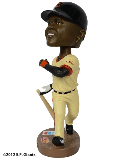 sf giants, san francisco giants, 2012, bobblehead, Barry Bonds