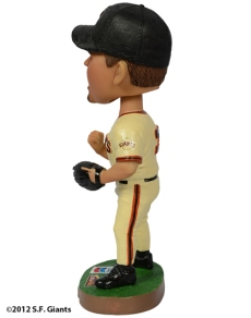 sf giants, san francisco giants, 2012, bobblehead, Robb Nen