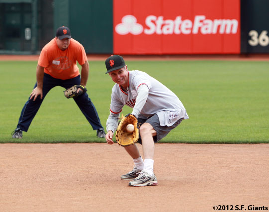 San Francisco Giants, S.F. Giants, photo, 2012, Balldude
