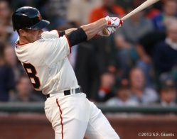 sf giants, san francisco giants, photo, 2012, buster posey