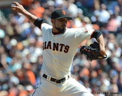 Sergio Romo, sf giants, san francisco giants, photo, 2012