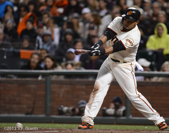 sf gaints, san francisco giants, photo, 2012, melky cabrera