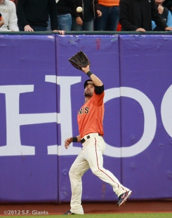 angel pagan, sf giants, san francisco giants, photo,2012