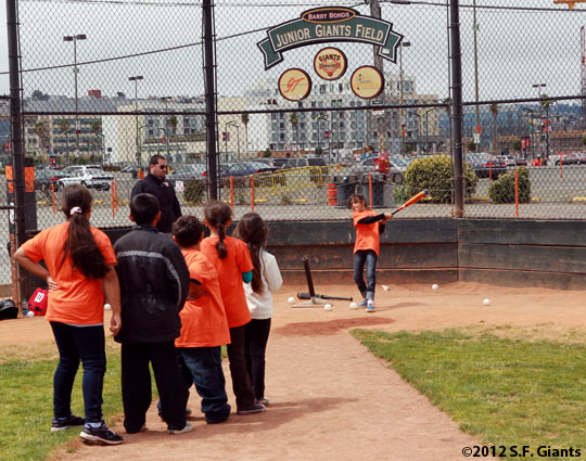 San Francisco Giants, S.F. Giants, photo, 2012, community