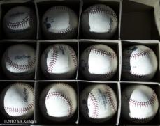 Marked Balls
