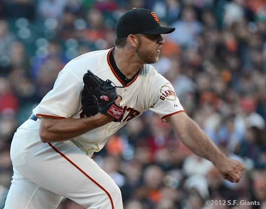 madison bumgarner, sf giants, photo, 2012, san francisco giants