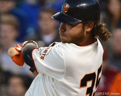brandon crawford, sf giants, photo, 2012, san francisco