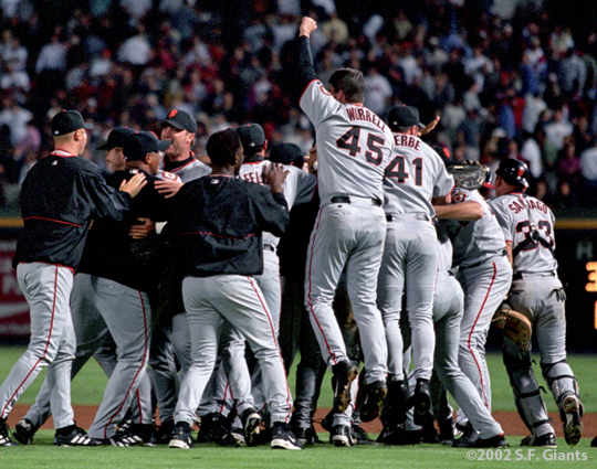 2002 NLDS, sf giants, san francisco giants, photo, team