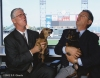 duane kuiper, mike krukow, spca, sf giants, calendar, san francisco giants, photo, 2002