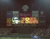 sf giants, san francisco giants, 2002, photo, NLCS, scoreboard