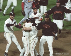 sf giants, san francisco giants, 2002, photo, NLCS, Team
