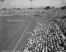 1958, san francisco giants, sf giants, photo,