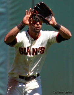 sf giants, san francisco giants, photo, 2012, jose pagan