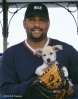 spca, sf giants, calendar, san francisco giants, photo, 2002, yorvit torrealba