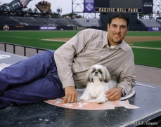 spca, sf giants, calendar, san francisco giants, photo, 2002, jay witasick