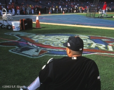 sf giants, 2002, world series, san francisco giants, photo, yorvit torrealba