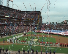 sf giants, 2002, world series, san francisco giants, photo, AT&T Park, team