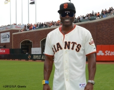 2002 team reunion, sf giants, san francisco giants, photo, 2012, reggie sanders