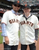 2002 team reunion, sf giants, san francisco giants, photo, 2012, pedro feliz, bill mueller
