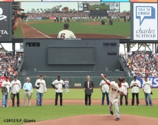 2002 team reunion, sf giants, san francisco giants, photo, 2012, team, darren baker
