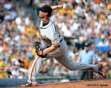 sf giants, san francisco giants, photo, 2012, ryan vogelsong