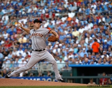 sf giants, san francisco giants, photo, 2012, all star game, july 10, matt cain